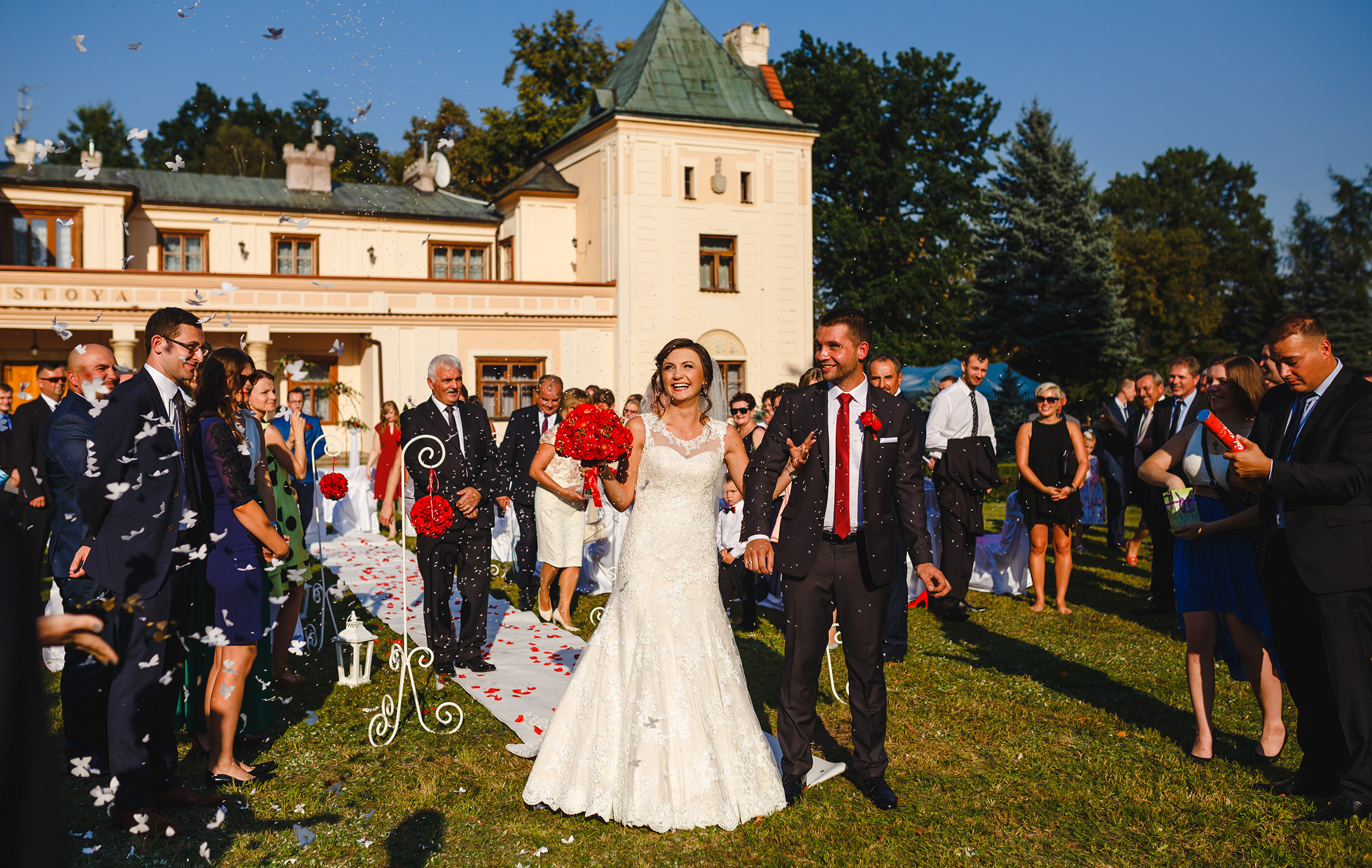 fotograf slub rzeszow - Katarzyna i Adrian / Fotografia ślubna Rzeszów / Ślub w plenerze