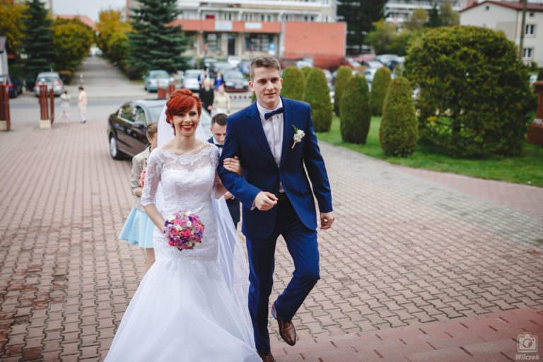Beata I Grzegorz Fotografia ślubna Lubartów Fotograf ślubny