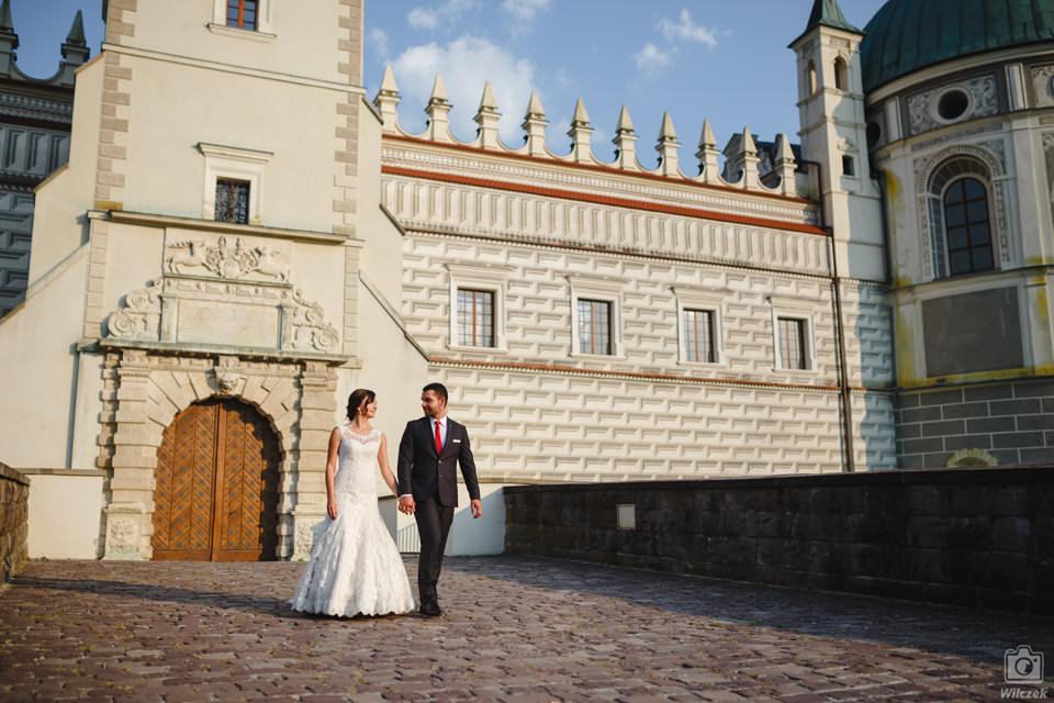 fotografia slubna rzeszow 22 - Katarzyna i Adrian / Sesja ślubna Rzeszów / Sesja Krasiczyn