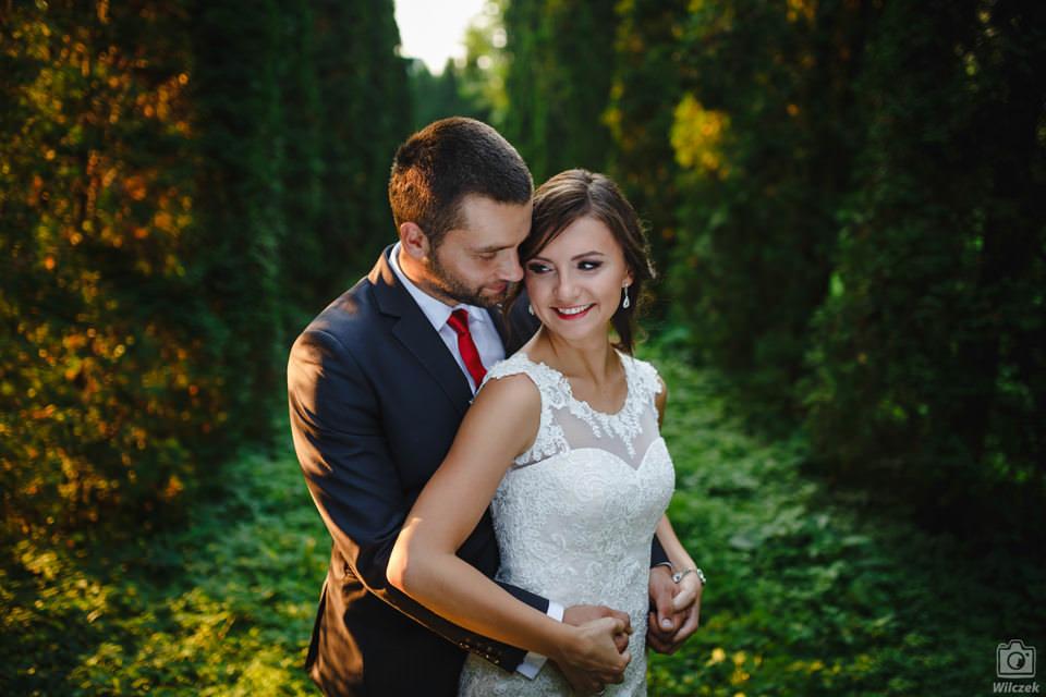 fotografia slubna rzeszow 27 - Katarzyna i Adrian / Sesja ślubna Rzeszów / Sesja Krasiczyn