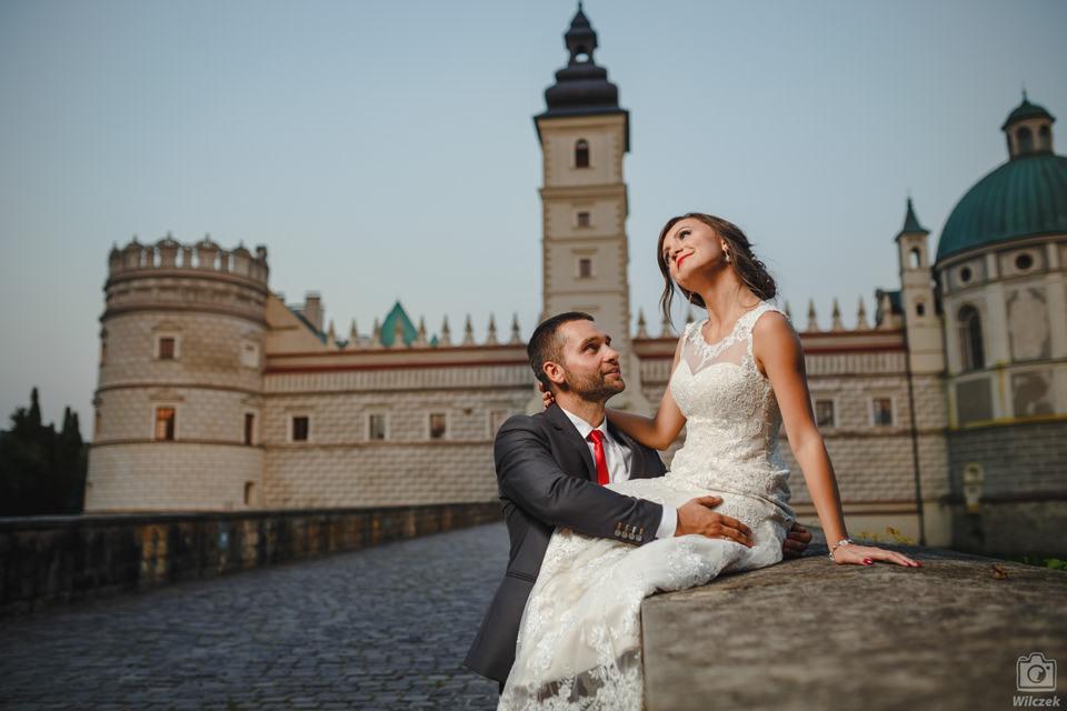 fotografia slubna rzeszow 40 - Katarzyna i Adrian / Sesja ślubna Rzeszów / Sesja Krasiczyn