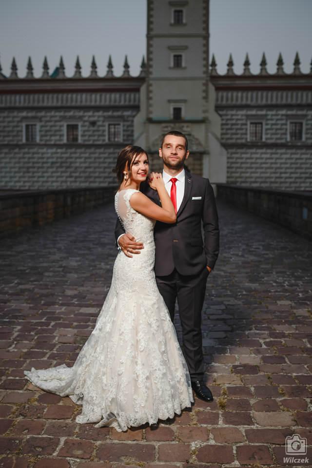 fotografia slubna rzeszow 41 - Katarzyna i Adrian / Sesja ślubna Rzeszów / Sesja Krasiczyn