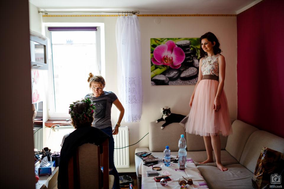fotograf slubny ryki 026 - Karolina i Paweł / Fotograf Ślubny Ryki