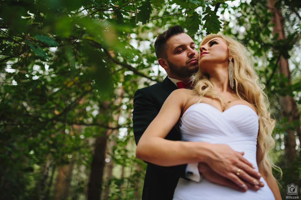 plener subny lublin 25 - Anita i Robert / Sesja Ślubna Lublin