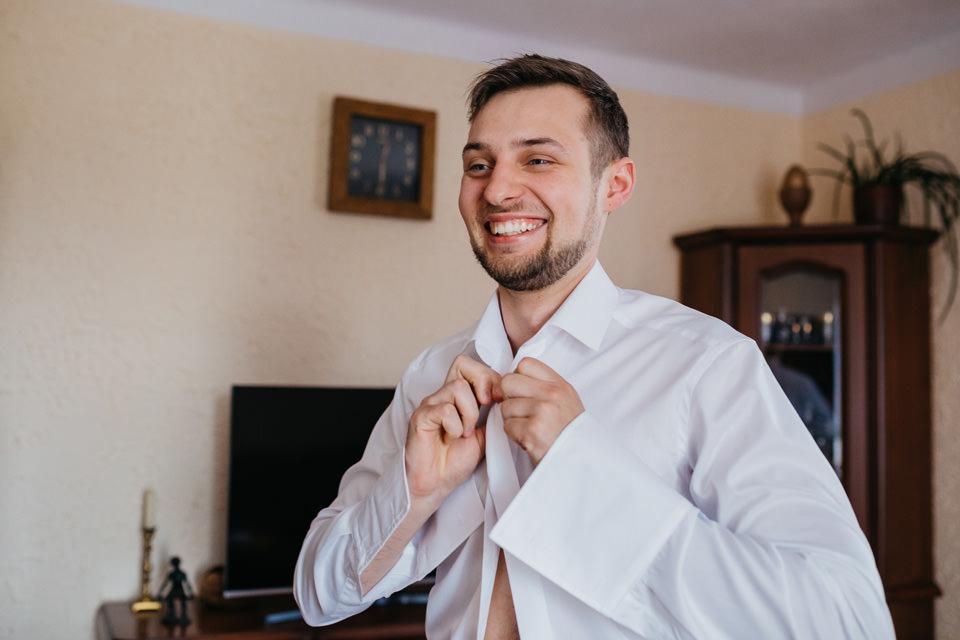 fotograf na wesele 005 - Karolina i Paweł / Gościniec pod Lasem