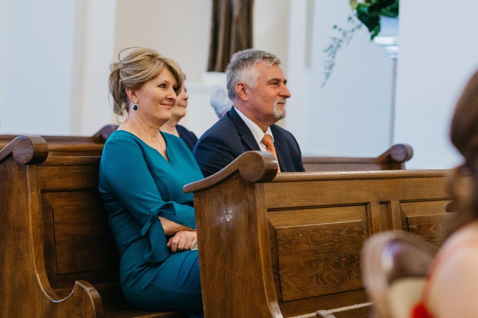 fotograf na wesele 043 - Karolina i Paweł / Gościniec pod Lasem