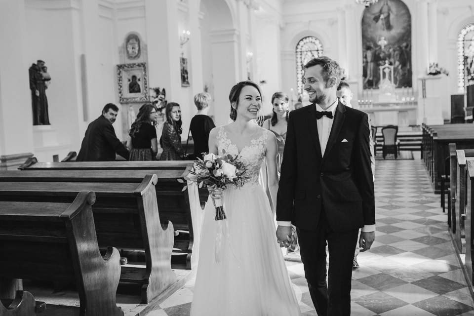 fotograf na wesele 058 - Karolina i Paweł / Gościniec pod Lasem