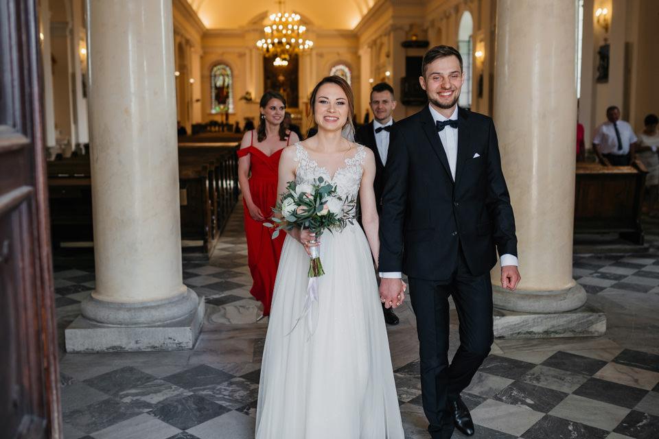 fotograf na wesele 059 - Karolina i Paweł / Gościniec pod Lasem