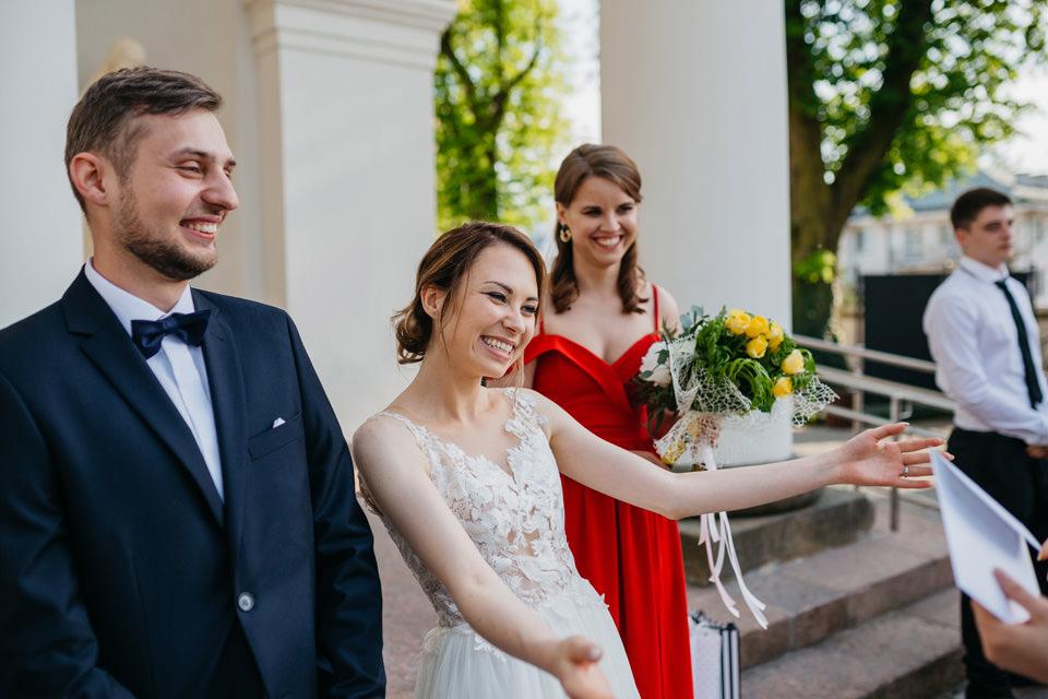 fotograf na wesele 064 - Karolina i Paweł / Gościniec pod Lasem