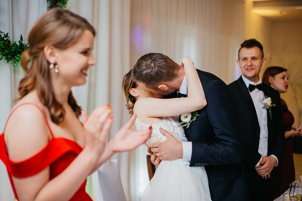 fotograf na wesele 076 - Karolina i Paweł / Gościniec pod Lasem