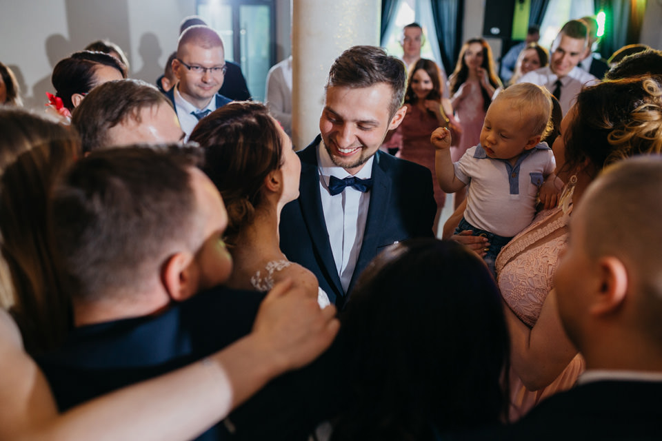 fotograf na wesele 078 - Karolina i Paweł / Gościniec pod Lasem
