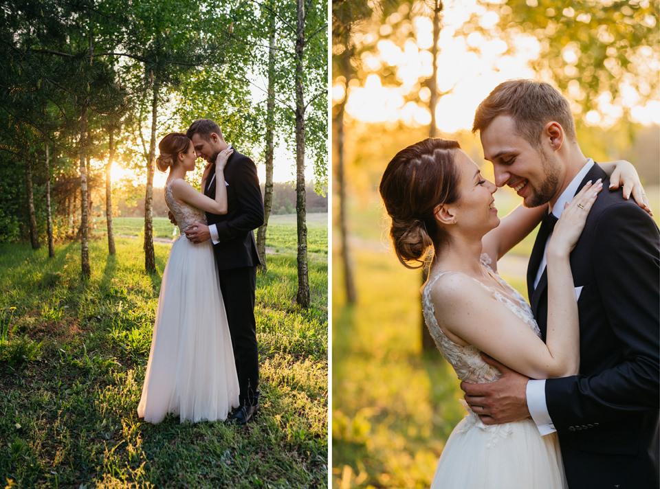 fotograf na wesele 080 - Karolina i Paweł / Gościniec pod Lasem