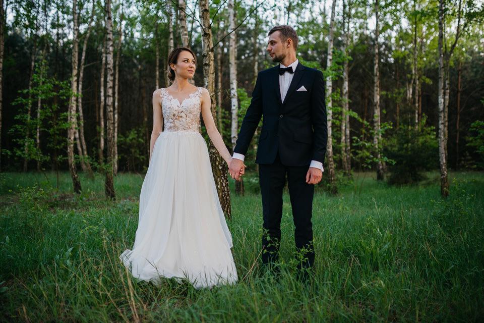fotograf na wesele 081 - Karolina i Paweł / Gościniec pod Lasem
