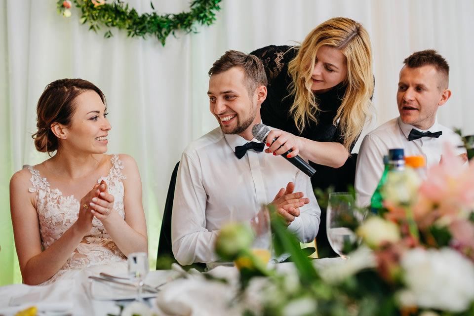 fotograf na wesele 092 - Karolina i Paweł / Gościniec pod Lasem