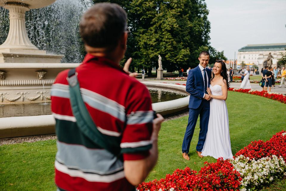 fotograf slubny warszawa 006 - Joanna i Wojtek / Sesja Ślubna Warszawa