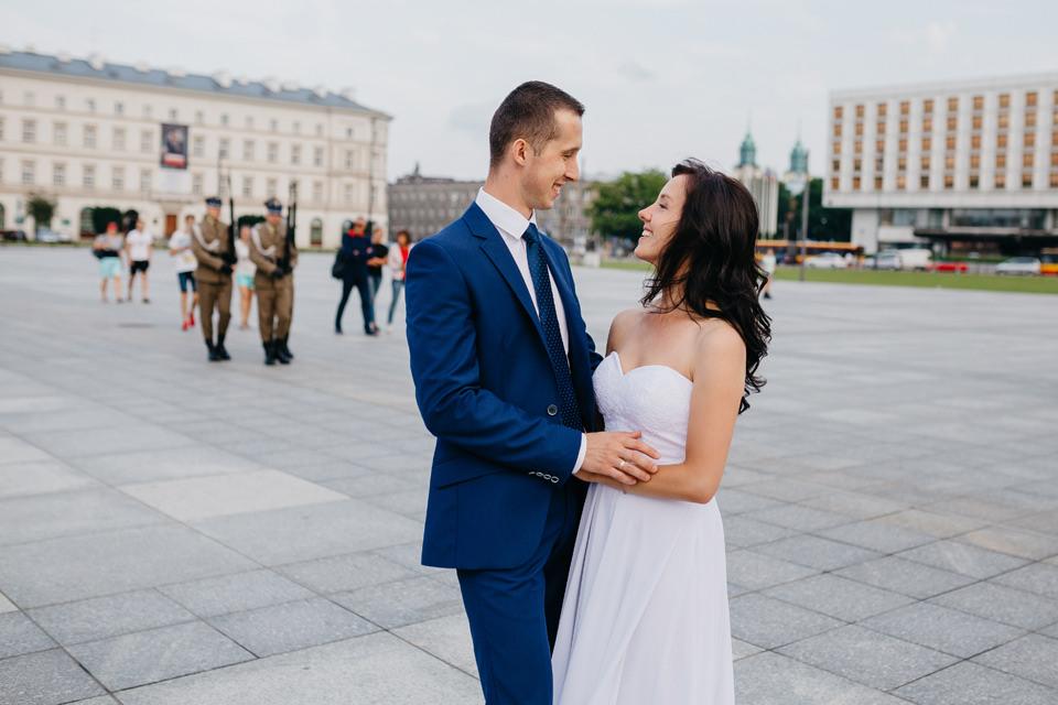 fotograf slubny warszawa 016 - Joanna i Wojtek / Sesja Ślubna Warszawa
