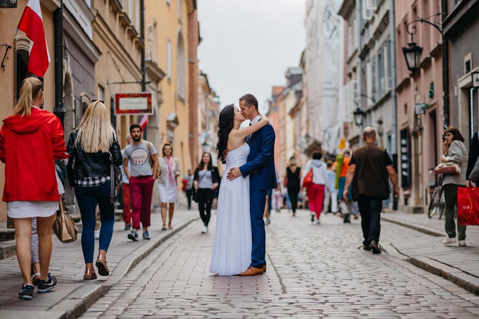 fotograf slubny warszawa 023 - Joanna i Wojtek / Sesja Ślubna Warszawa