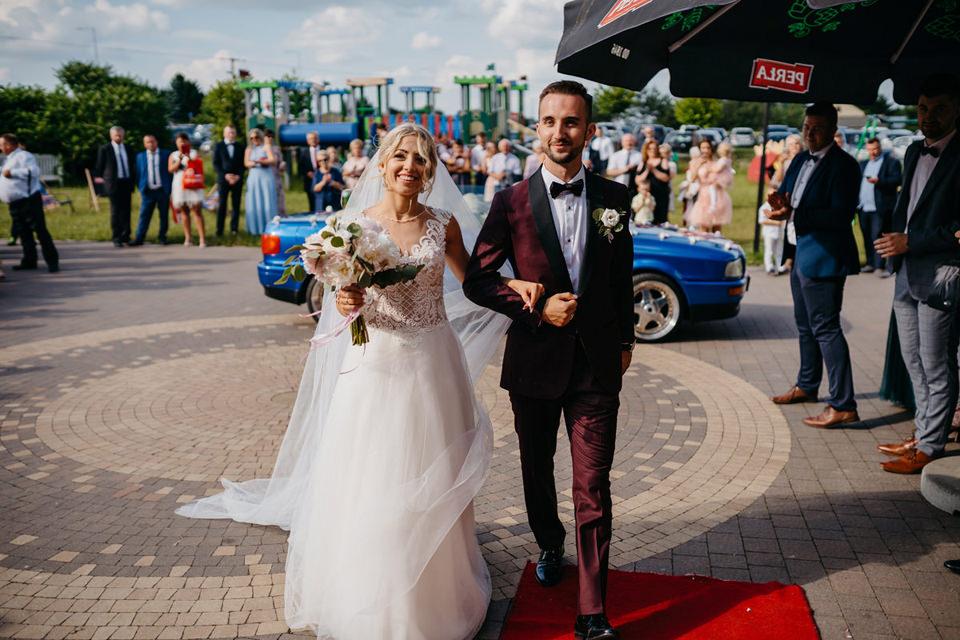 wesele dworek jablonna 095 - Paulina i Maciej / Wesele Dworek Jabłonna
