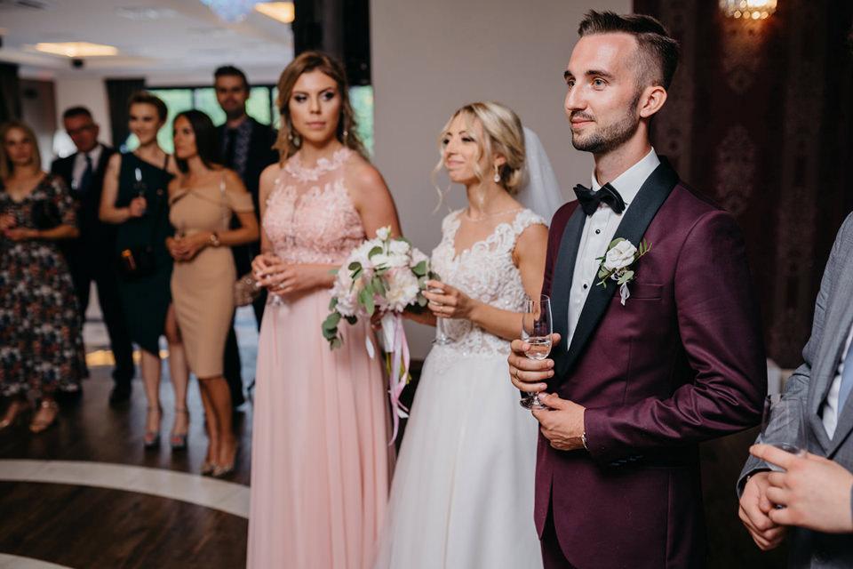 wesele dworek jablonna 100 - Paulina i Maciej / Wesele Dworek Jabłonna