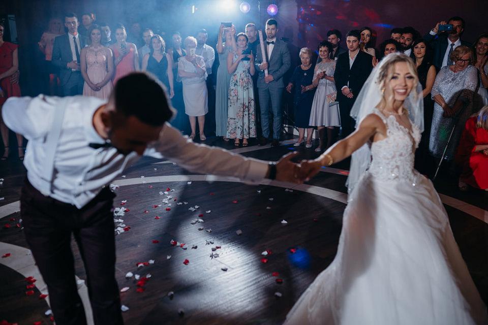 wesele dworek jablonna 109 - Paulina i Maciej / Wesele Dworek Jabłonna