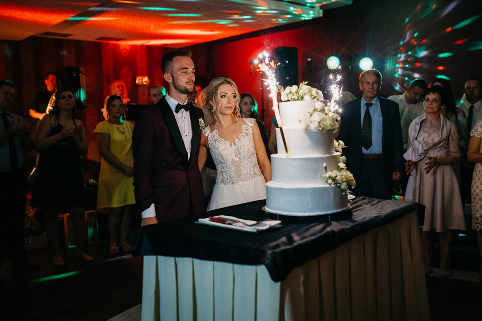 wesele dworek jablonna 124 - Paulina i Maciej / Wesele Dworek Jabłonna