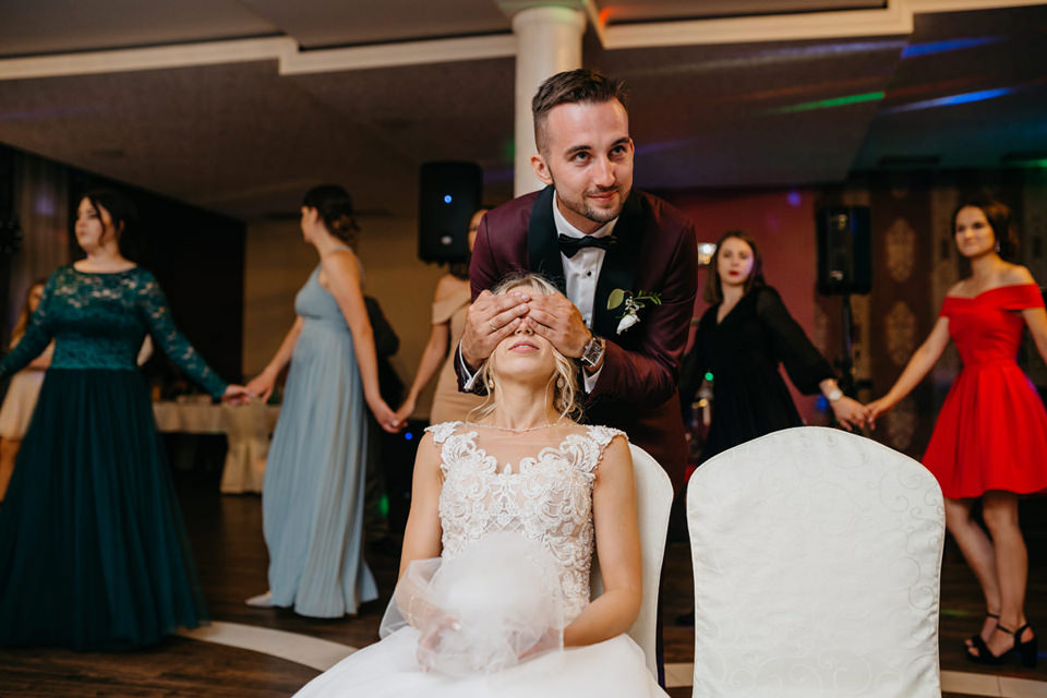 wesele dworek jablonna 134 - Paulina i Maciej / Wesele Dworek Jabłonna