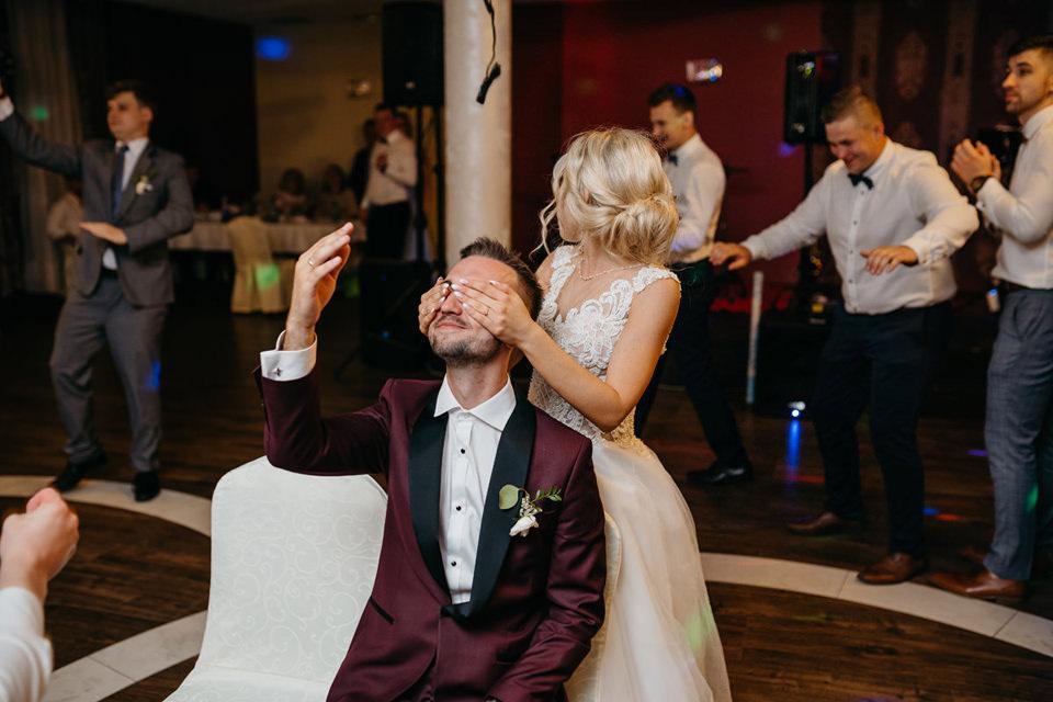 wesele dworek jablonna 139 - Paulina i Maciej / Wesele Dworek Jabłonna