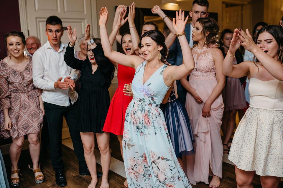 wesele dworek jablonna 146 - Paulina i Maciej / Wesele Dworek Jabłonna