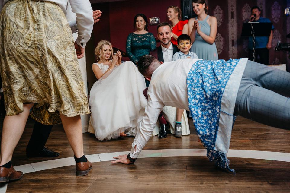 wesele dworek jablonna 151 - Paulina i Maciej / Wesele Dworek Jabłonna