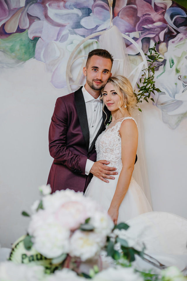 wesele dworek jablonna 152 - Paulina i Maciej / Wesele Dworek Jabłonna
